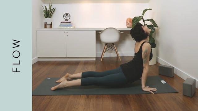 Flow Yoga: Morning Sun Salutation (20...