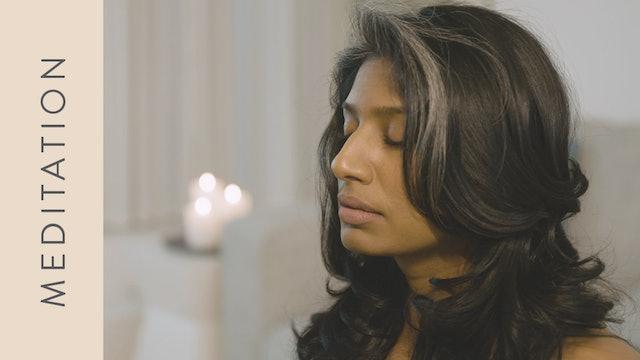 Meditation for Grief (10 min) — with Farzana Jaffer Jeraj