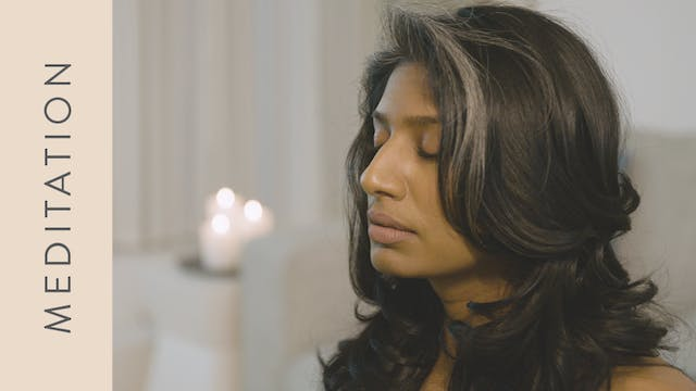 Meditation for Grief (10 min) — with Farzana Jaffer Jeraj