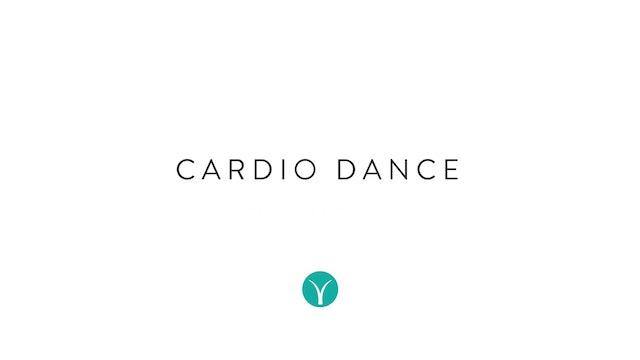 Cardio Dance Workout (30 min) - with Hana Weinwurm