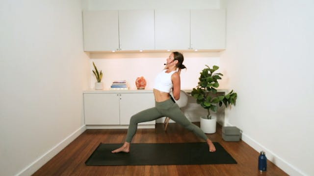 Energizing Power (75 min) - with Vero...