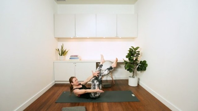 Core Conditioning Flow (48 min) - with Aili Storen
