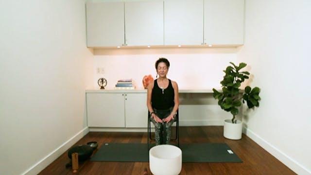 Beginner Friendly Chair Yoga (50 min)...