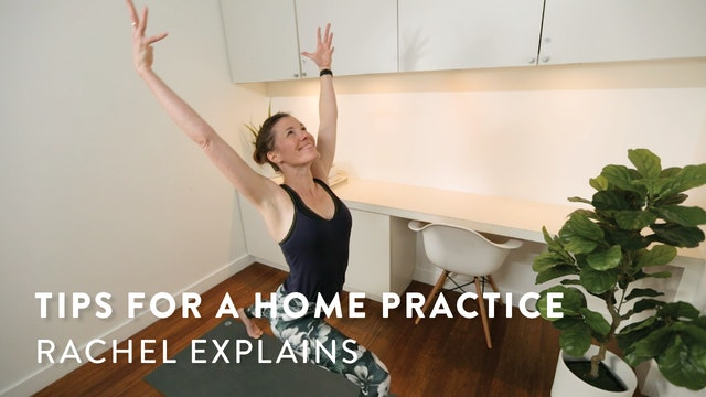 Tips for an at Home Practice