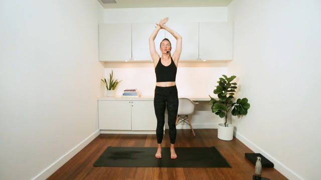 Mat Pilates (30 min) - with Heather Obre