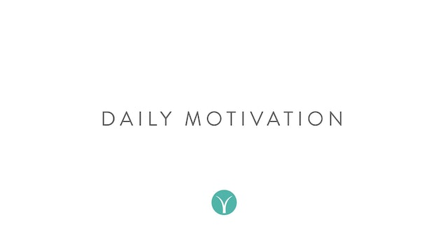 Daily Motivation: Law of Attraction (5 min) - with Hillary Keegan