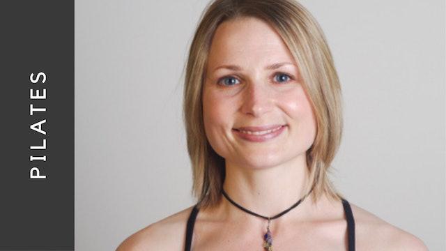 Live Stream Pilates Fusion (40 min) - with Alison Lloyd-Nijjar