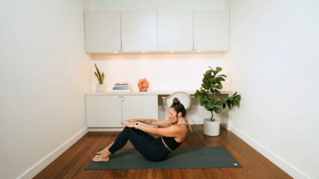 Upper Body Pilates (26 min) - with Va...