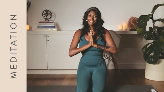 Meditation: Chakra Balancing (10 min)...