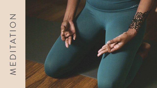 Meditation: Svadhisthana Chakra (5 min) — with Farzana Jaffer Jeraj