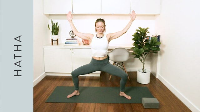 Hatha with Core (45 min) - with Jayme Burke