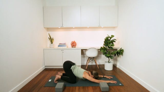 Yin to Decompress (30 min) - with Lis...