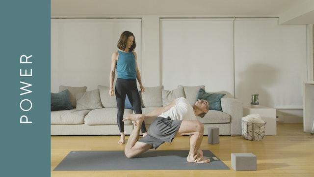 Power Yoga for backbends (20 mins) – Katherine Moore