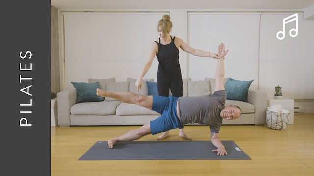 Pilates Fusion: Total Body (40 min) — with Chelsea Wissink [WITH MUSIC]