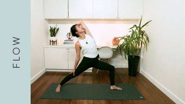 Morning Flow (40 min) — with Regina Zhen
