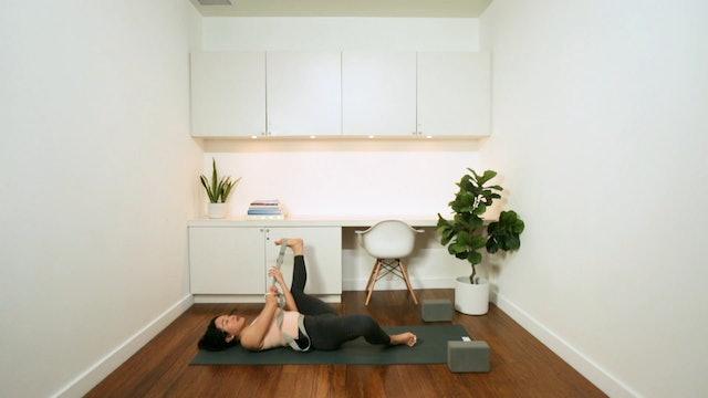 Flow Yoga for Hamstrings (34 min) - with Katrina Chan
