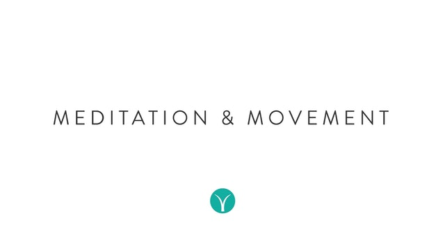 Morning Meditation & Movement (30 min) - with Lisa Sanson