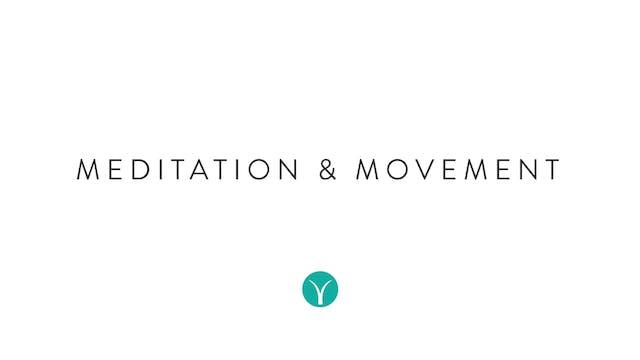 Morning Meditation & Movement (30 min...