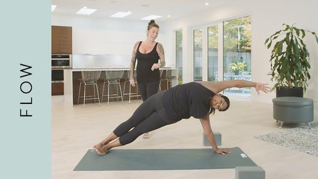 Flow Yoga: Shakti Power Flow (45 min)...
