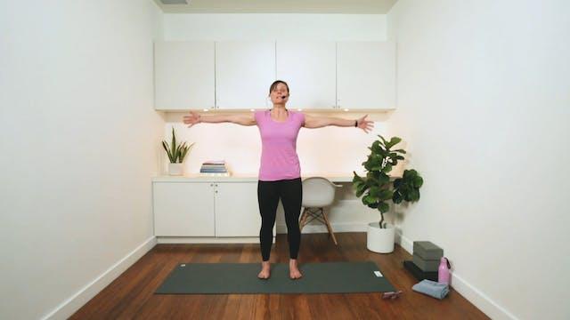 All Levels Pilates Mix (45 min) - wit...