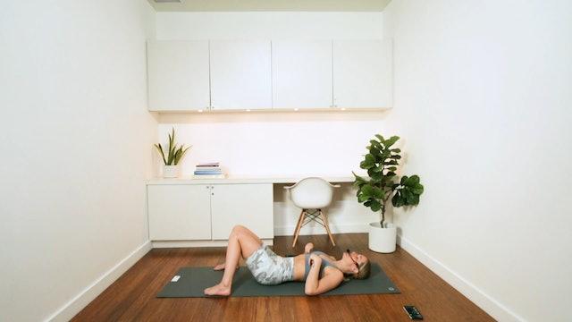 Cardio Power & Core (45 min) - with Mikaela Millington