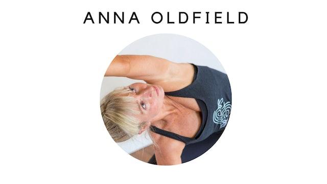 Anna Oldfield