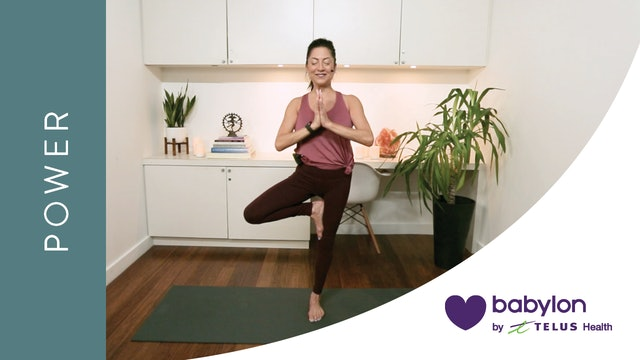 Flow Yoga to Cope with Emotions (20 min) — with Hillary Keegan
