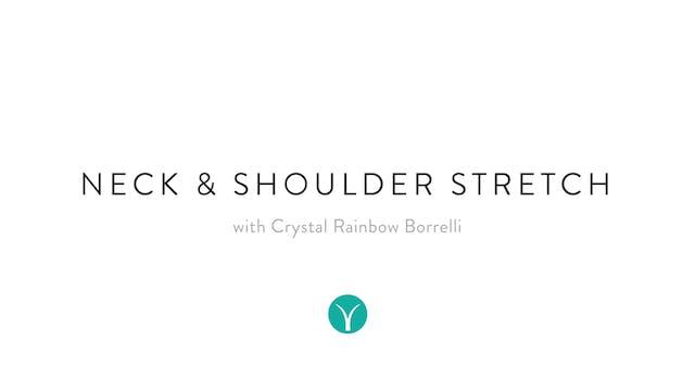 Neck & Shoulder Tension Release Stret...
