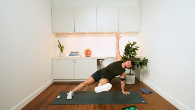 High-Intensity Low-Impact Workout (30 min) - with Naomi Joy Gallagher