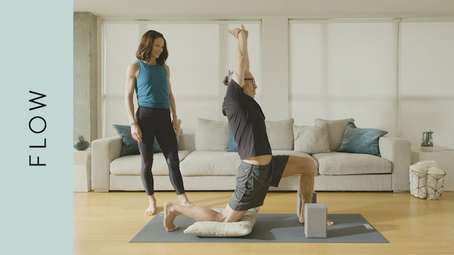Flow Yoga for Athletes Recovery (15 min) — with Katherine Moore