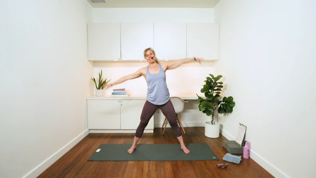 Pilates Cardio & Core (45 min) - with Hana Weinwurm