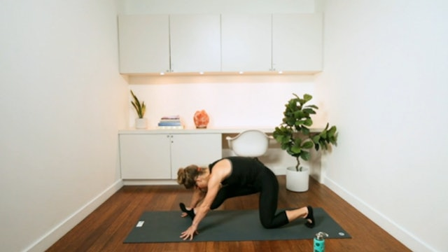 Quick Post-Workout Stretch (7 min) - with Chrissy Chequer