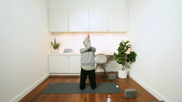 Morning Yin & Vinyasa (30 min) - with...