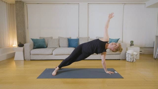Pilates for a Strong Core (20 min) — with Chelsea Wissink