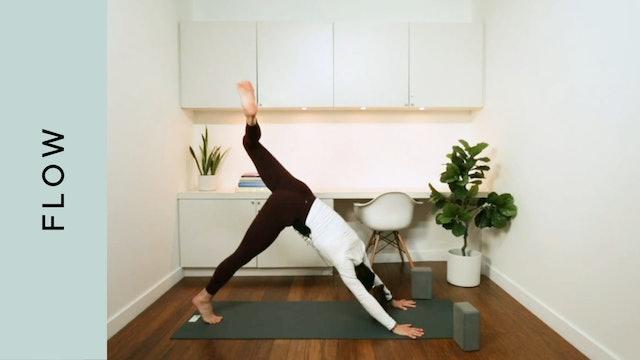 Freedom Flow Yoga (45 min) - with Katherine Moore
