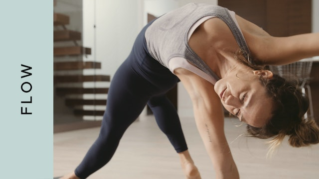 Live Replay: Midday Flow Yoga (60 min) - with Mari Dickey