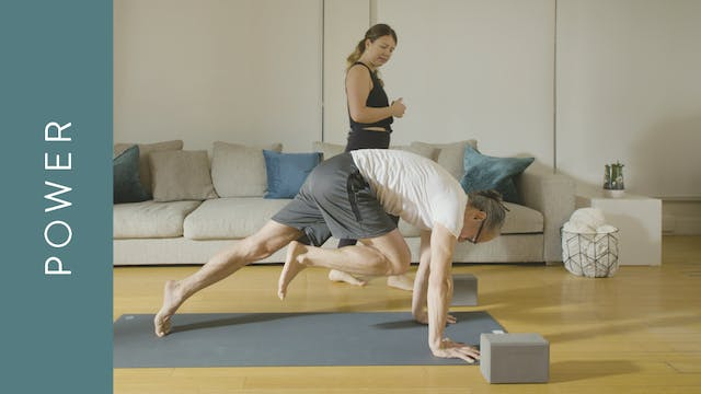 Power Yoga for a Strong Core (60 min)...