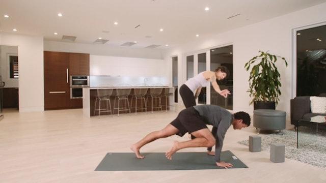 Flow Yoga: For Balance and Focus (45 min) — with Sasha Smith