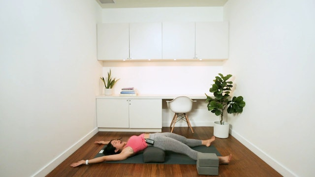 Hatha for Low Back Pain (30 min) - with Katrina Chan