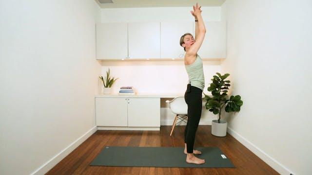 Mini Flow & Meditation (30 min) - wit...