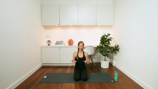 Destress Pilates (35 min) - with Chrissy Chequer