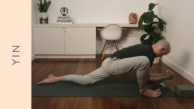 Morning Yin Yoga (20 min) — with Mark...