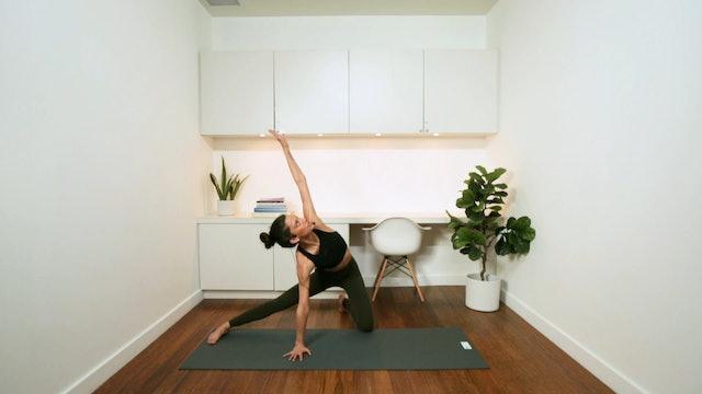 Power-Flow with Guiding Breath (30 min) - with Alia Mai