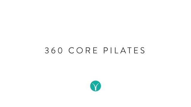 360 Core Class (30 min) - with Alison Lloyd-Nijjar