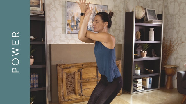 Power Yoga (15 min) — with Jasmina Egeler