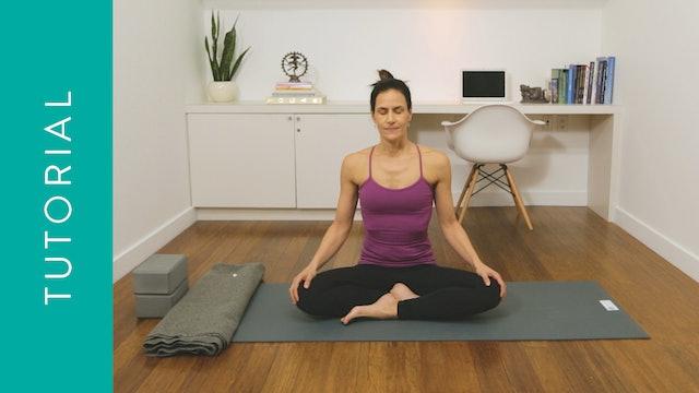 Mindful Moment: Guided Savasana (10 min) — with Jasmina Egeler