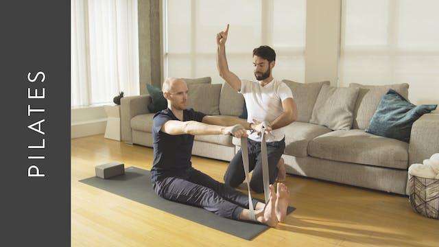Pilates Fusion (20 min) — with Juan V...