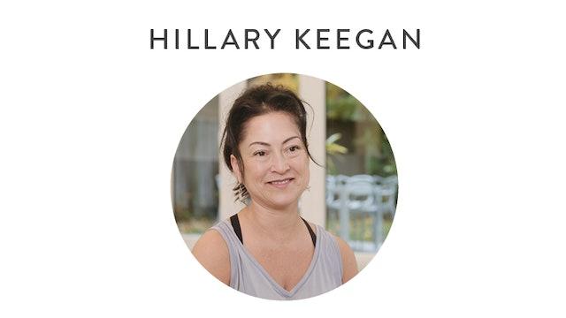Hillary Keegan
