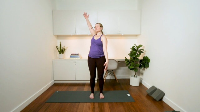 Feel-Good Pilates (45 min) - with Alison Lloyd-Nijjar