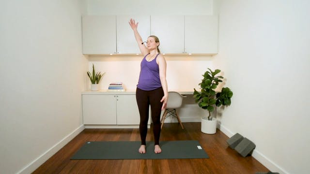 Feel-Good Pilates (45 min) - with Ali...